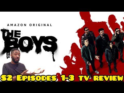 the-boys-season-2-episodes-1-3-reviews