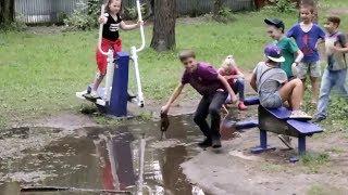 Условия в лагерях отдыха в России не менялись со времен СССР?!