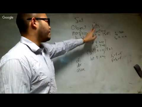 Category Theory in Thai - EP4 (Continue) Functors and natural transformations.
