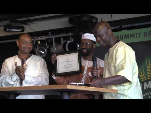 firstWorld TV   Taste of Liberia 2015 Honorees