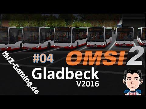 OMSI 2 GLADBECK ADDON #04 - AOD Multiplayer - Linie 232 |