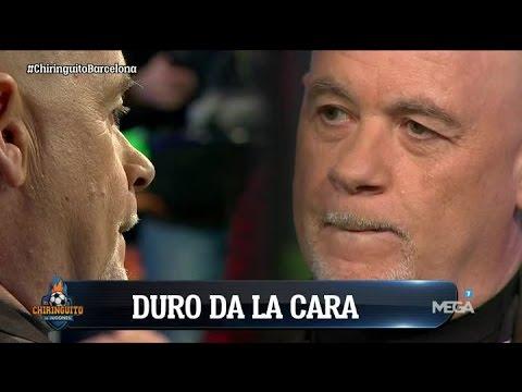 Alfredo Duro da la cara en El Chiringuito tras el 'Al Carrer'