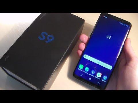 Обзор Samsung Galaxy S9 (G960F)