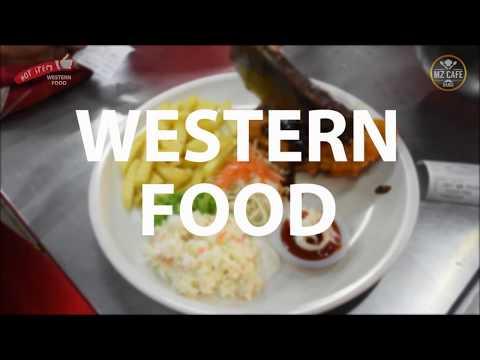 western food ideas