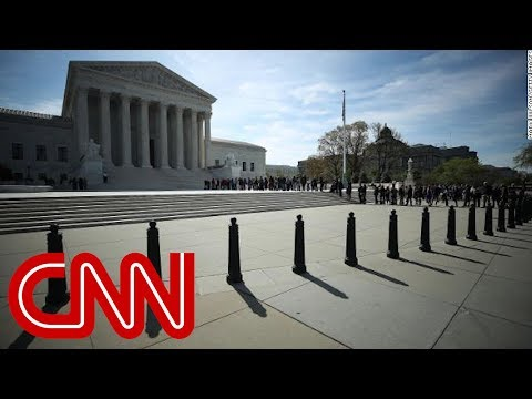 Supreme Court overturns federal ban on sports gambling