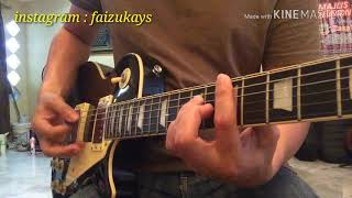 Ukays - I love You I miss You ( Guitar Cover)
