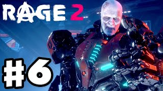 Rage 2 - Gameplay Walkthrough Part 6 - Double Cross Mission! (PC)