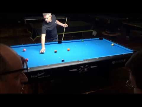 Mark Gray - Billiard University Playing Ability Exam II - Doctorate - 85