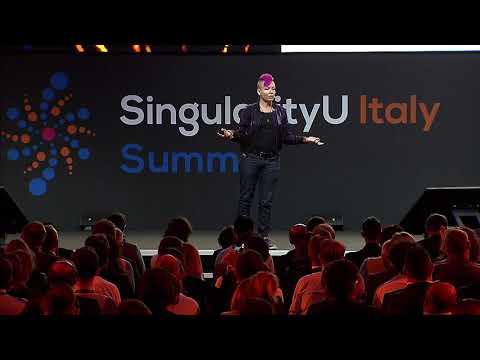 Anita Schjoøll Brede | Artificial Intelligence | SingularityU Italy Summit 2018