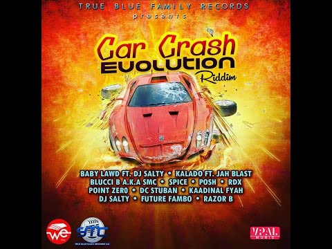 ♫CAR CRASH RIDDIM PROMOTIONAL MIX║DJ SALTY-TIC TOC║BOUNTY KILLER║BABY LAWD║SPICE║DECEMBER 2016
