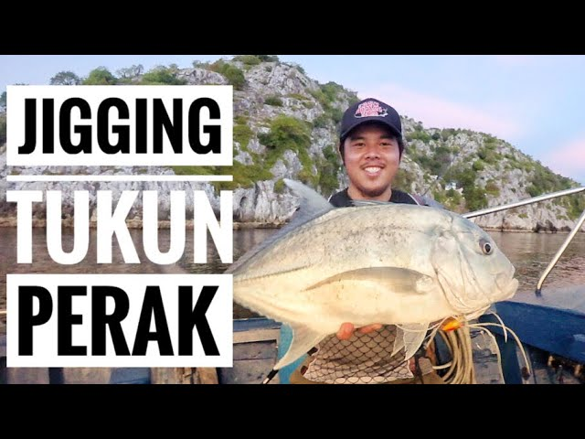 Jigging - Tukun Perak March 2018