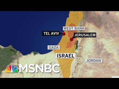 How Are Palestinians Reacting To President Donald Trump's Israel Decision | Velshi & Ruhle | MSNBC