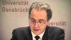 Vorsätzliche Tötung. Verstößt die Todesstrafe gegen Menschenrechte? (6. Osnabrücker Wissenforum)