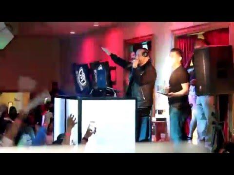 Alex Sensation w/ DJ Barr at Club Mansion, New Jersey | Latin Nightclub Gig Log