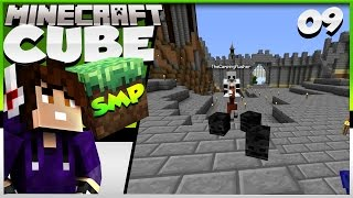 Minecraft: The Cube SMP! Episode 09 - Business Man in the Making!
