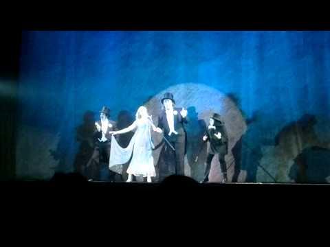 Frankenstein Junior il Musical al Politeama di Viareggio