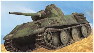 VK 28 01 MISSION POSSIBLE WoT Blitz Replay