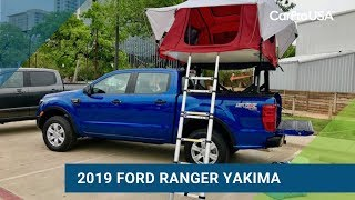 2019 Ford Ranger Yakima Accessories