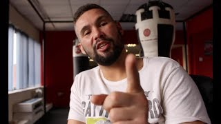 YOU'RE GETTING KNOCKED OUT! -TONY BELLEW RAW ON HAYE, FURY, JOSHUA, WILDER BODY COMMENTS, CANELO-GGG