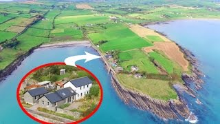 **SOLD** Henry O'Leary offering a waterfront property at Blind Strand, Courtmacsherry, West Cork