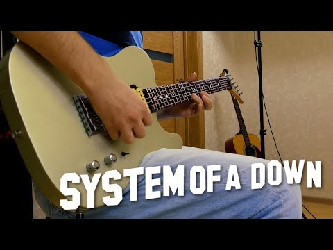 Top 20 SYSTEM OF A DOWN Riffs (Evolution 1998 - 2005)