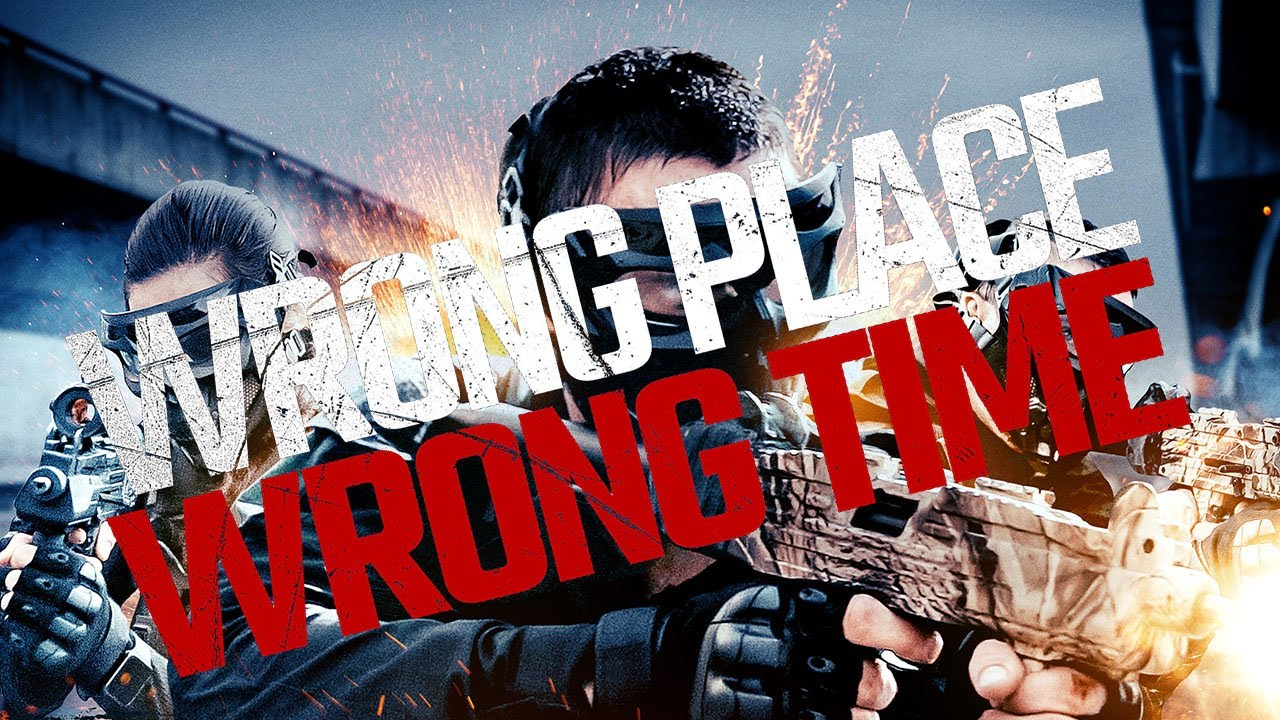 فيلم Wrong Place, Wrong Time 2021