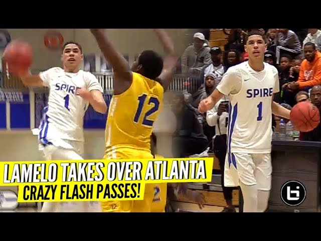 lamelo-ball-goes-crazy-w-the-flashy-passes-shuts-down-trash-talkers-1st-game-in-atlanta