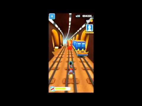 Игра Cамба сёрф играть бесплатно онлайн