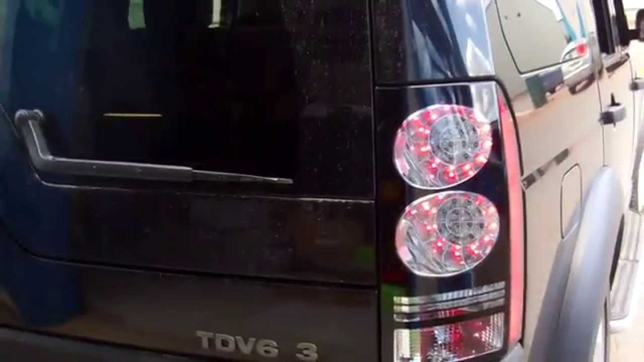 Land Rover Discovery 3 Rear Light Options And How To Fit