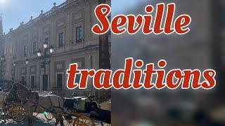 Городской транспорт в Севилье