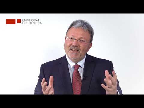 Master programme Finance at University of Liechtenstein  - a brief review