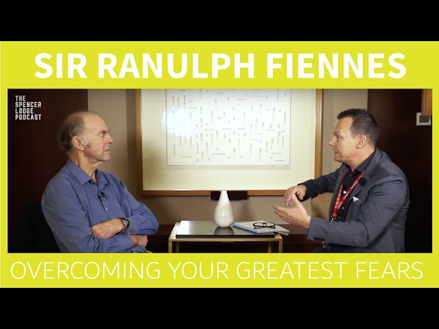 Sir Ranulph Fiennes: World-record-holding explorer talks about facing your fears