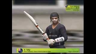 (PS2) Brian Lara International Cricket 2007 [Gameplay] [pcsx2]
