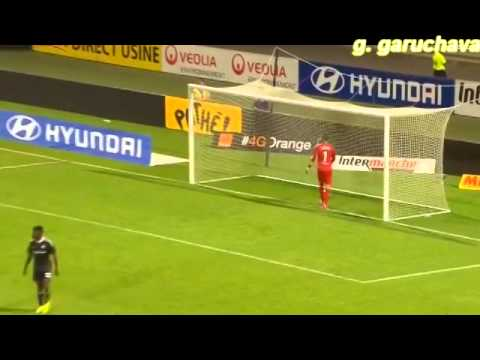 Lyon (Fra)  2:1  Mlada Boleslav (Cze)   UEFA Europa League 2014 15   All Goals