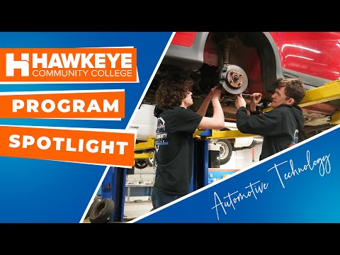 Hawkeye Community College - Automotive Technology