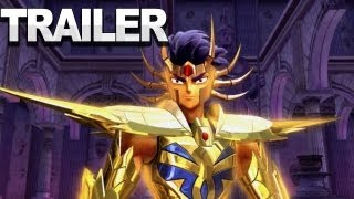 Saint Seiya: Sanctuary Battle - UK Trailer