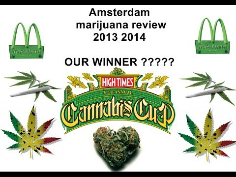 TOURIST VIEW Weed smokers  guide to marijuana in Amsterdam COFFEE SHOPS ( marihuana )
