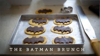 Cookie Station Fest Batman Brunch | DC Comics & Cartoon Network Yiyecek|.