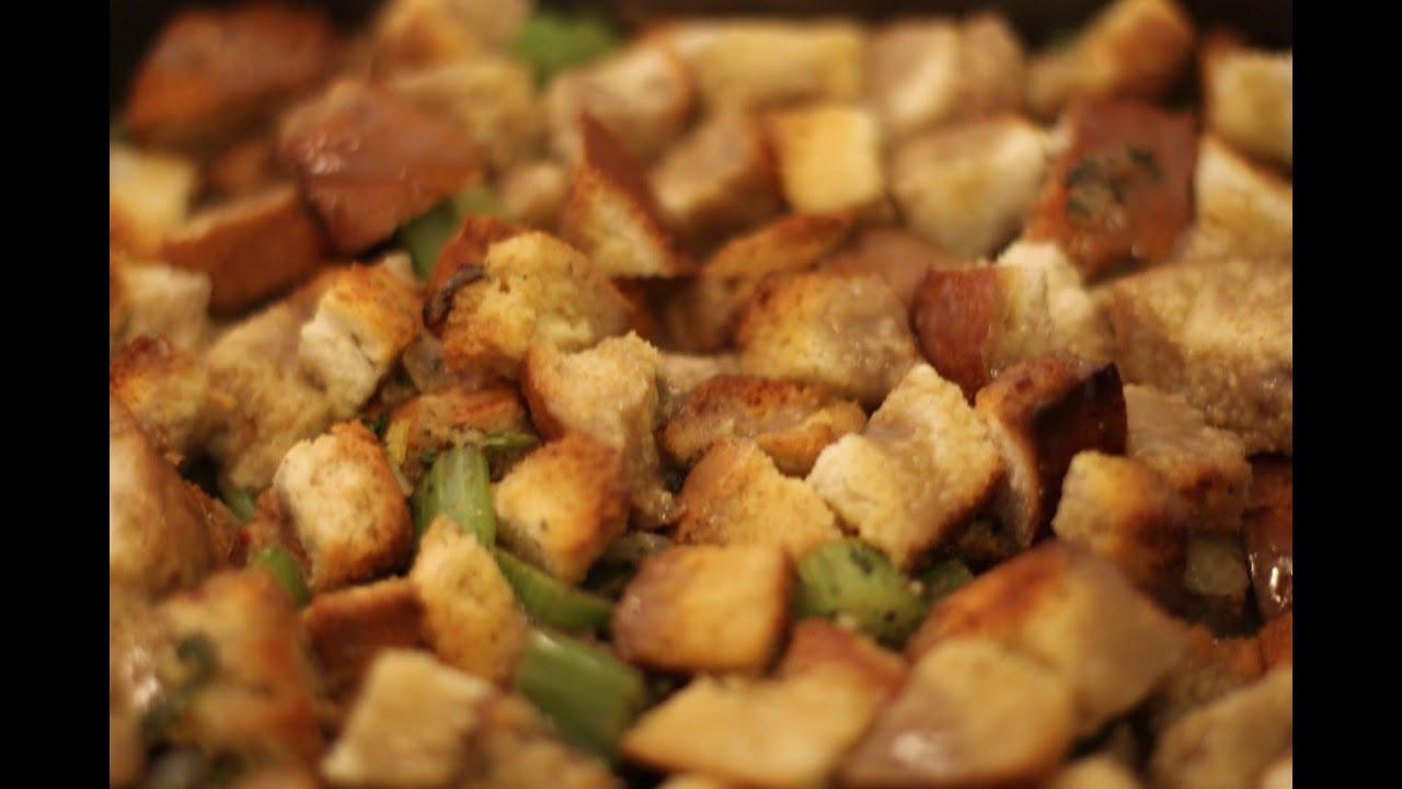 Vegan Stuffing Recipe Vegan Vegetarian Meatless Monday