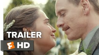 The Light Between Oceans Official Trailer #1 (2016) - Alicia Vikander, Michael Fassbender Movie HD