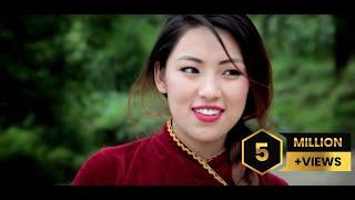 Alish Nepking X Brijesh Shrestha - NACHANA KANCHI TIMI (Official Music Video) | Nepali Rap-R&B song