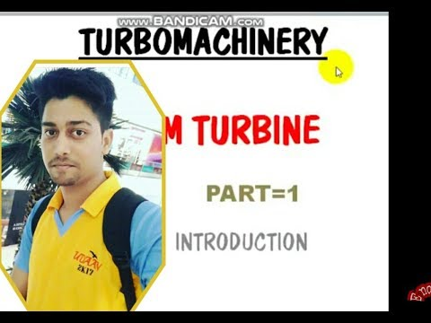 Introduction of steam turbine,part-1,unit=2,TURBO