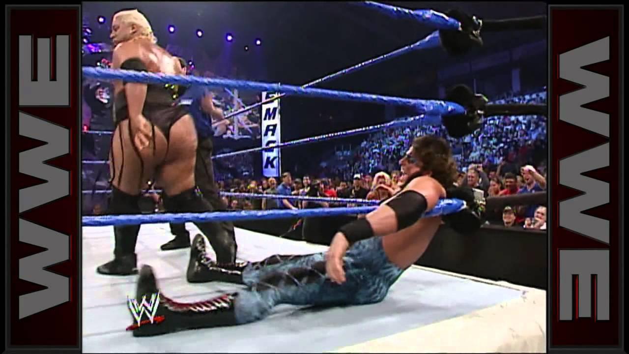 Rikishi & Scotty 2 Hotty vs. Rico & Charlie Haas - WWE Tag Team Championship Match: SmackDown, Apr.