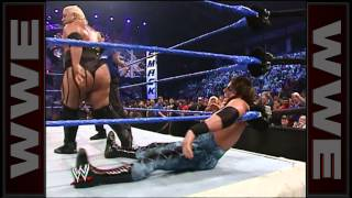 Rikishi & Scotty 2 Hotty vs. Rico & Charlie Haas - WWE Tag Team Championship Match: SmackDown, Apr.