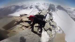 Video Mt. Gran Paradiso summit climb download MP3, 3GP, MP4, WEBM, AVI, FLV Agustus 2017