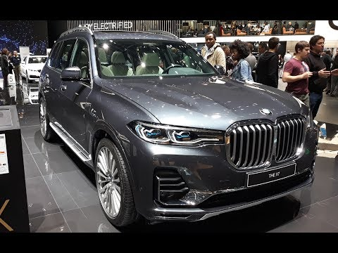 BMW X7 | Geneva Motor Show 2019