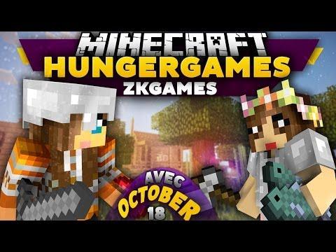Minecraft - 2 ZkGames en une vidéo avec October21 [FR]
