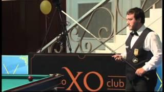 Чемпионат Мира 2013: Паламарь - Крыжановский(Русский бильярд., 2015-10-28T07:37:46.000Z)