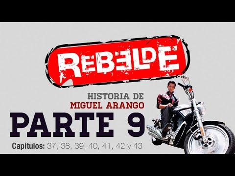 Rebelde: Historia Miguel Arango - Parte 9 (Temporada 1)