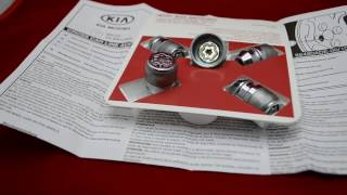 АВТоДОП-НН. Секретки на колёса Kia. Секретные гайки Киа.